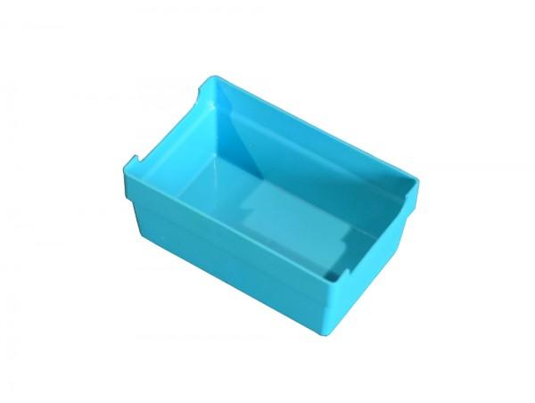 390 Sortimentsbox blau Kleinteilebox Schraubenkasten Kasten Lagerkasten Lagerbox