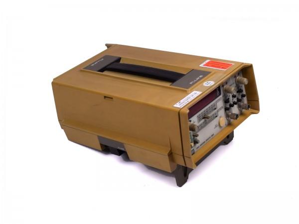 Fluke Universal Counter / Timer 7260A 125 MHz Frequenzzähler Frequenzmesser