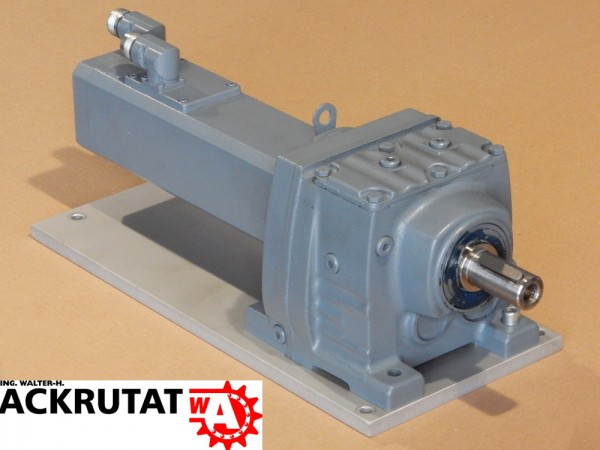 SEW Eurodrive R37 DS56H/TF/RH1M/SM10 Antrieb Getriebemotor Permanentmagnet Motor
