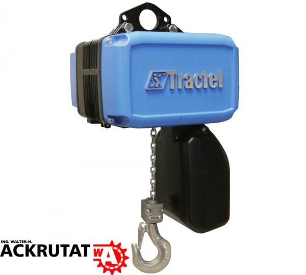 Elektrokettenzug Kettenzug Tractel tralift TS Aufhängeöse 400 V Traglast 250 kg