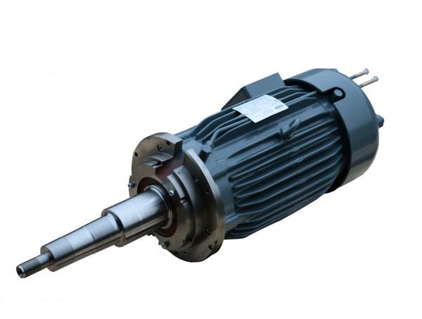 Hybridmotor Servax Drives luftgekühlter Motor