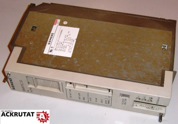 Siemens Simatic S5 Modul 6ES5 951-7LD12 6ES5 5951-7LD12 power supply E5