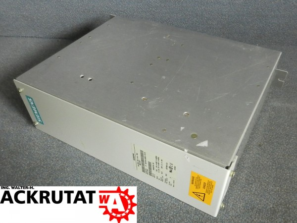 Siemens Simovert 6SE7021-0EB87-1FC0 Masterdrives Sinusfilter Netzfilter Filter