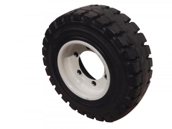 Reifen Continental Vollgummirad 180/60 Gabelstaplerreifen Komplettrad Staplerrad