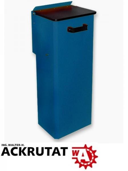Hailo Wertstoffbehälter Mülleimer Abfalleimer 80 l blau NEU
