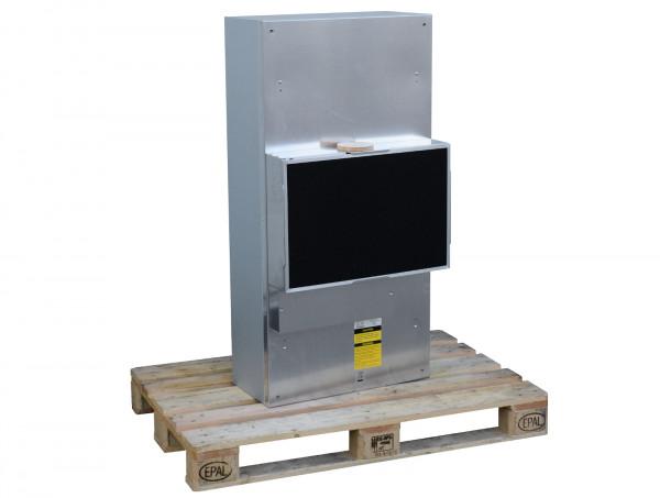 Envirco Lüfter Edelstahl-Gehäuse Industrielüfter MAC 10 IQ