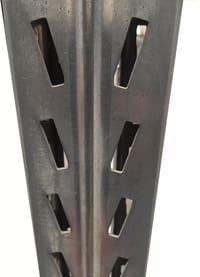 tegometall Palettenregal Rahmen Profil Raster Lochmuster