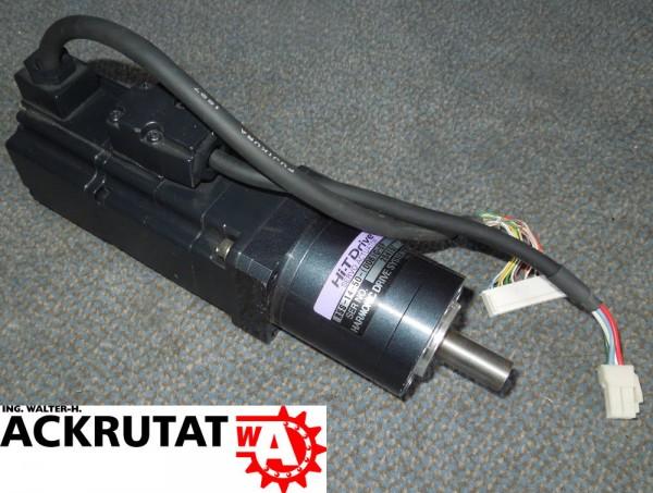 HI-T Servo Motor USAQEM-A6-SU31 YASKAWA ELECTRIC Getriebe RSS-14-50-(006)C-SP
