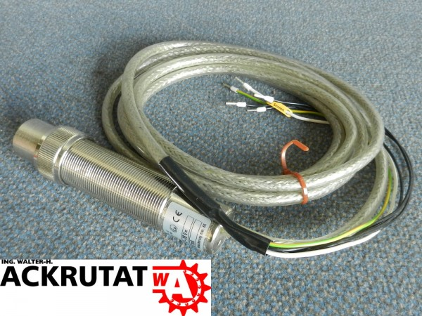 Tippkemper Reflex-Lichtschranke ISD-2P-024-12 Messing Lichtsensor Sensor