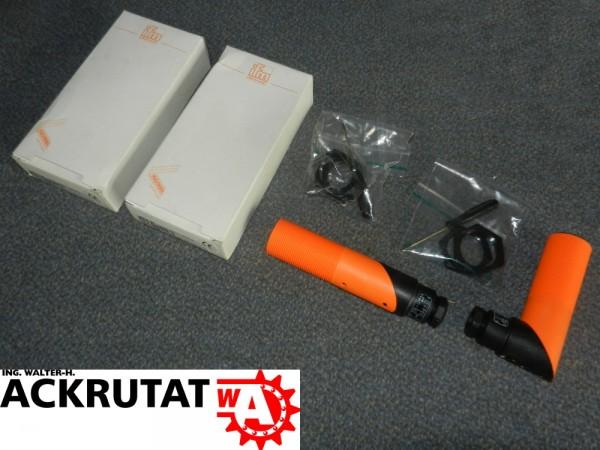 2 Stück IFM Electronics Reflexlichtschranke Optischer Sensor Lichtschranke