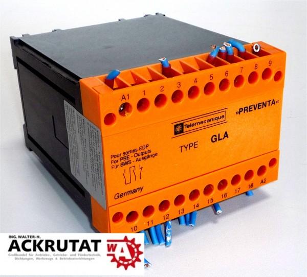 Verknüpfungssteuerung Relais Preventa GLA 24VDC Verknüpfungsbaustein