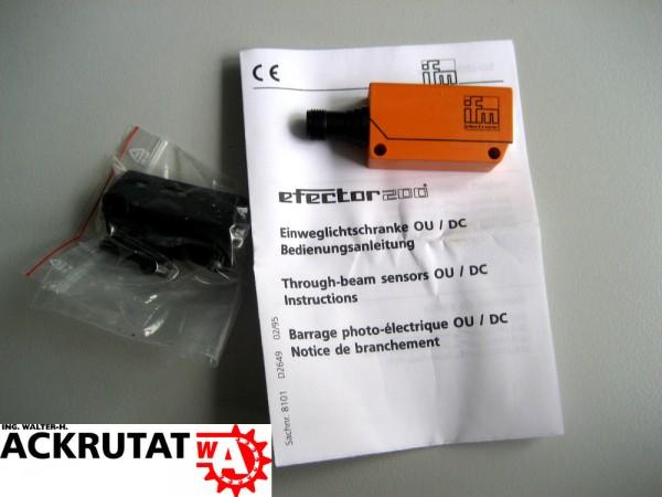 IFM OU5045 0US-00KG/US-100 Einweg-Lichtschranke Optischer Sensor