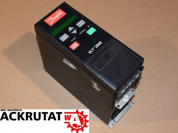 Danfoss VLT 2800 Frequenzumrichter 1,1 kW Umrichter VLT2811 Umwandler Wandler