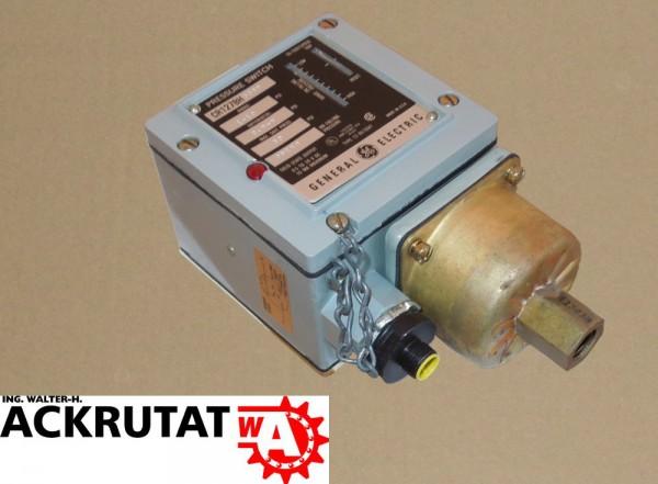 GE General Electric Druckschalter Druckwächter CR127BH33BD Druck Schalter 10 bar
