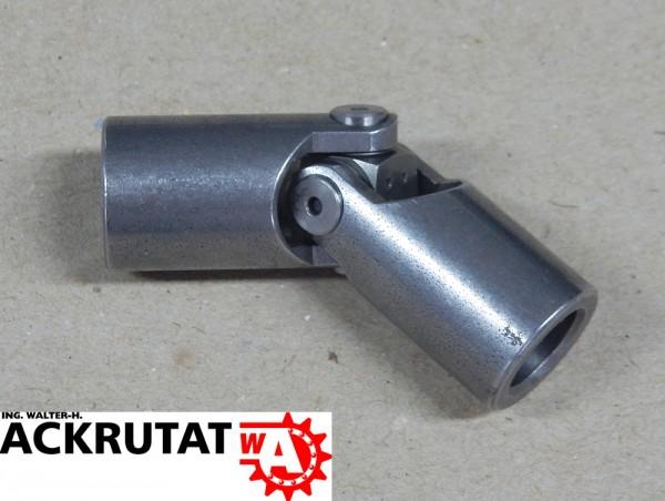 einfaches Kreuzgelenk 03GB SGBS1000 Wellengelenk Kardangelenk L 52 mm Ø 16 mm
