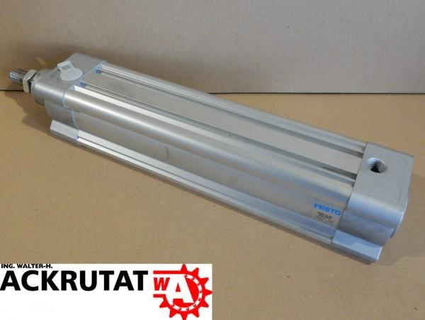 Festo DSBC-Q-50-200-PPSA Normzylinder Zylinder 1463770 Kolbenstange einseitig