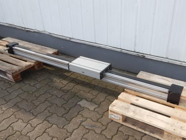 Bahr Modultechnik Linearmodul EL 100 Positioniersystem Lineareinheit 2450 mm