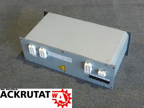 Rittal V 1.06 Einschubgehäuse 400 V SK 3396.070 Microcontroller Regler