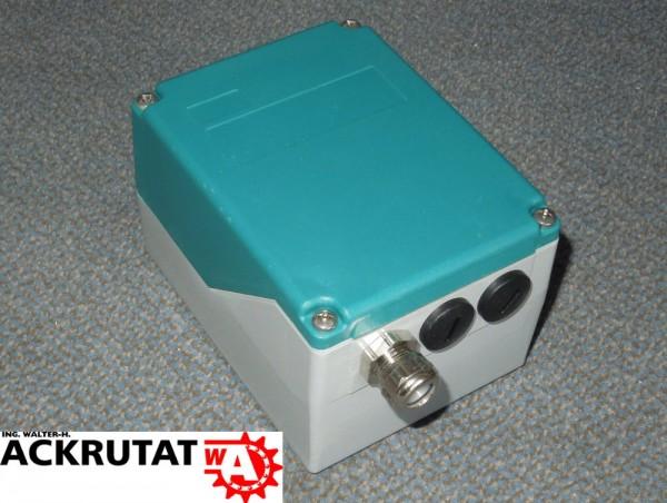 Differenzdrucktransmitter Fischer DE505640B90E Messumformer Schaltgerät 0-25 mbar
