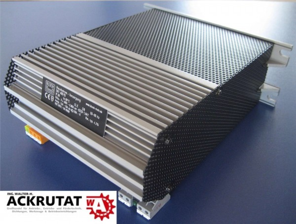 BLOCK Gleichstromversorgung Transformator 3 x 400V 24V