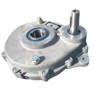 Stiebel 0016-45 Aufsteckgetriebe Förderband Antrieb Getriebe Ø 45 mm