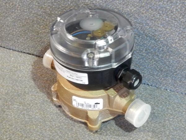 Taumelscheibenzähler RCDL M25PM5-N-10 Durchflussmesser Rollenzählwerk