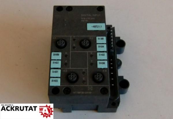 Siemens Simatic S7 6ES7 141-1BF30-0XA0 E5 EM 141 Digital Input