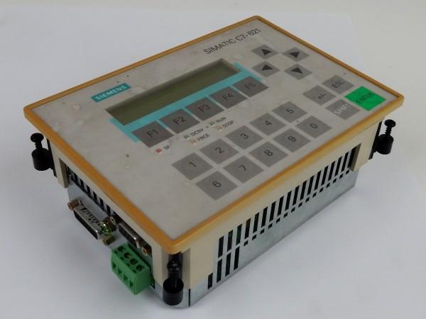 Siemens Simatic C7-621 Bedienpanel