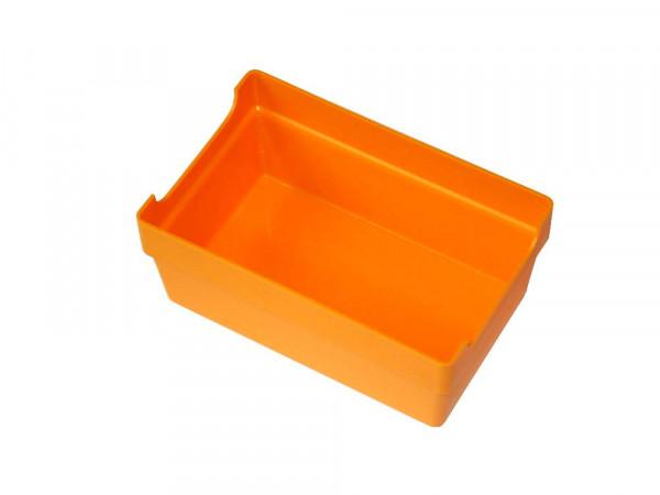 Kunststoffkiste Sortimentsbox Kasten Kiste Behälter gelb klein