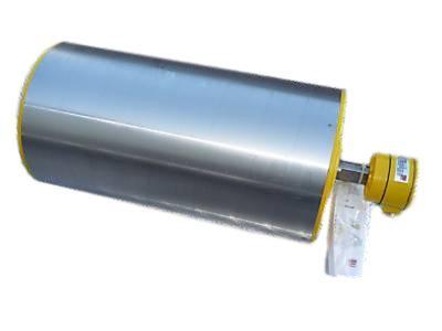 Interroll Rulmeca Trommelmotor Walzenmotor Förderband RL=750 mm Ø 320 mm