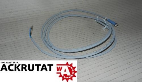 5 Stück Escha SKP3-2 / S90 Rundsteckverbinder Kupplung M8 x 1