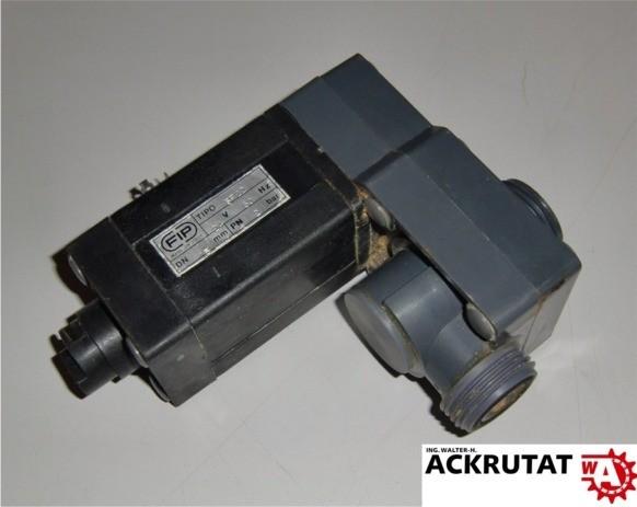 FIP SF22 BATCH 917/992 Vorsteuer-Magnetventil Vorsteuerventil Magnetventil PVC