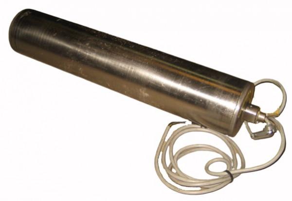 Interroll Trommelmotor Walzenmotor Förderband RL=555 mm Ø 113 mm
