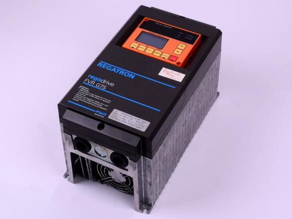 Regatron Frequenzumrichter regadrive FVR040G7S-4RG Umrichter Bediendisplay
