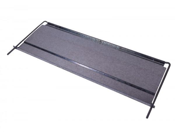 Trennsteg Fachbodenregal Fachbodentrenner Stahltrenner Einsteckbar T600