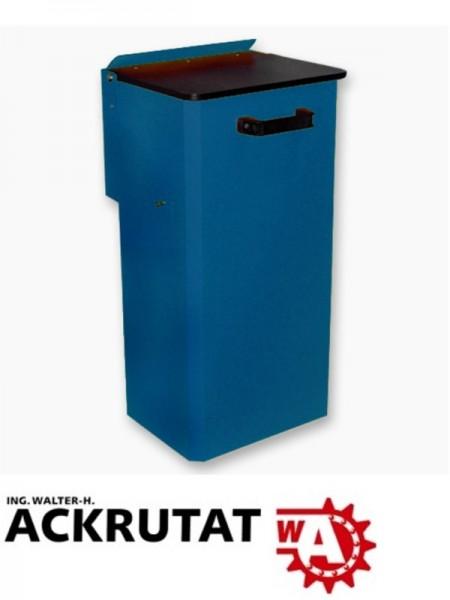 Hailo Wertstoffbehälter Mülleimer Abfalleimer 60 l blau NEU
