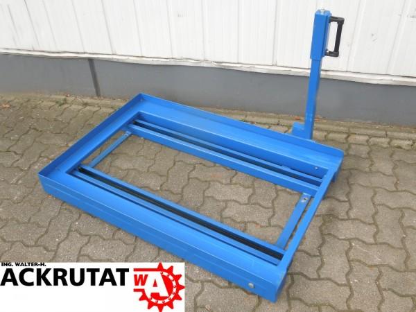 8 Stk. Palettenregalauszug Auszug Palettenregal Schublade Schäfer Paletten Regal