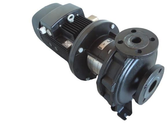 Grundfos Kreiselpumpe NB32-200/210 A-F-A-BAQE Pumpe 3~Motor MG 132SC2-38FF265-C2