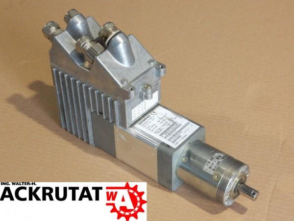 Siemens Simodrive Posmo A 75W Positionier-Motor Stellantrieb 6SN2132-1CK11-1BA0
