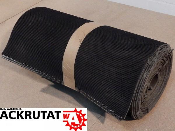 11 m Greifnoppengurt B 595 mm Steigfördergurt schwarz Gurförderer Förderband