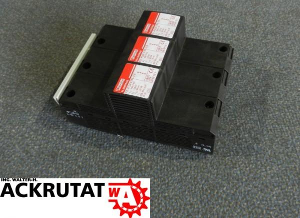 3 Phoenix Contact FLT Plus Ctrl-2.5 Blitzstromableiter Überspannungsschutz