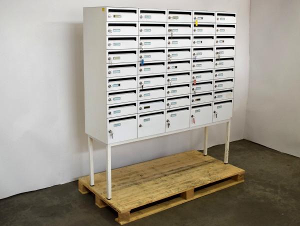 Renz Briefkastenanlage Standbriefkasten Briefkasten
