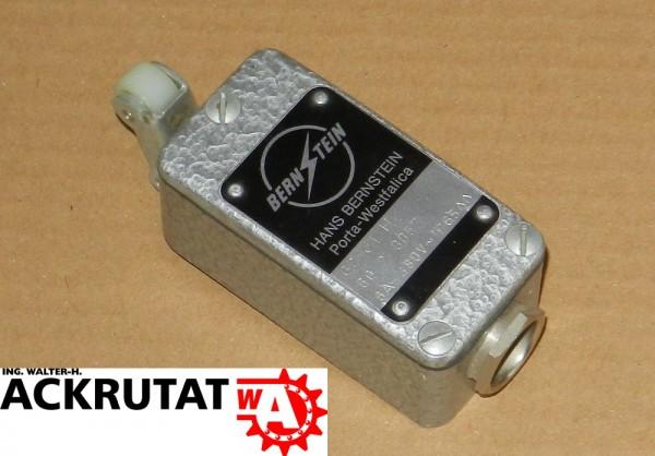 Bernstein Grenztaster Kippschalter 6020057 GC-U1 H Taster Metallschalter