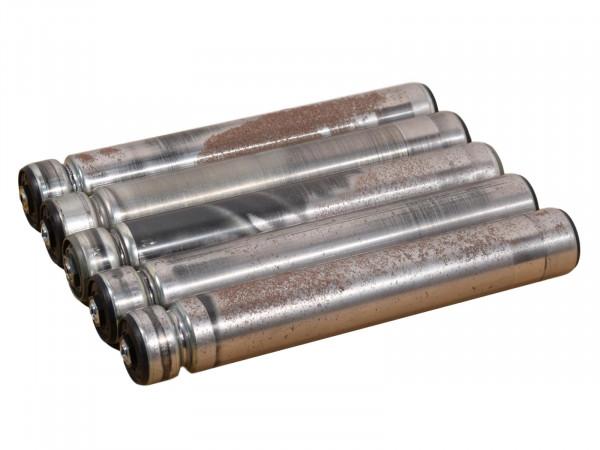 5er Set Tragrolle Stahlrolle Demag Sickenrolle