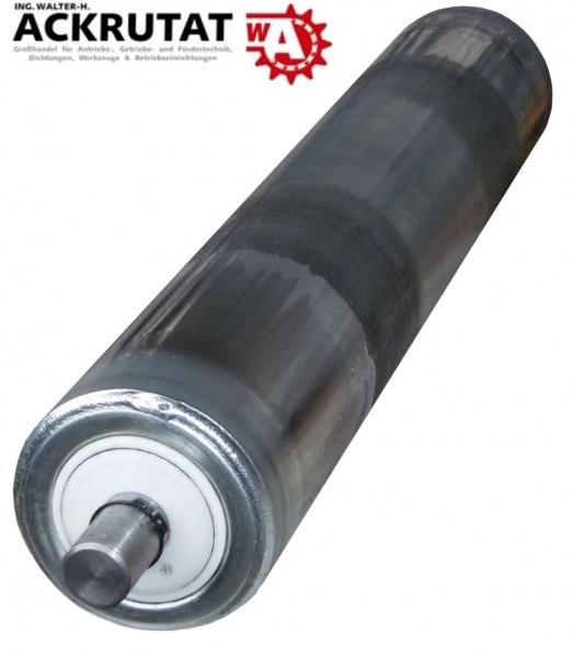 Normrolle Tragrolle Förderband Rolle Rollenbahn RL=535 mm Ø 98 mm