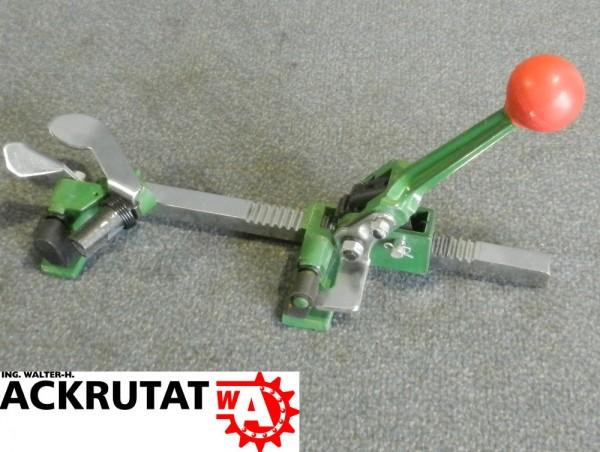 Bandspanner Einhebelspanner 9 - 20 mm Umreifungsspanner Spanngerät