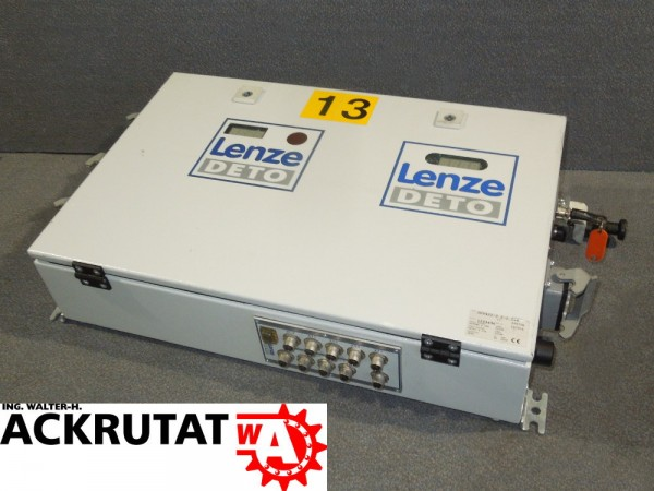 Lenze Deto Fahrzeugsteuerung OCU 422-2.2-2kW Steuerung Motorsteuerung 107314