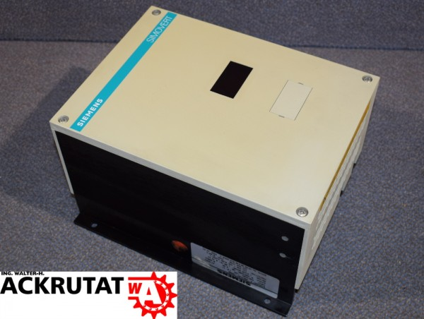 Siemens Frequenzumrichter Simovert 6SE2102-1AA00 Umwandler Motorsteuerung