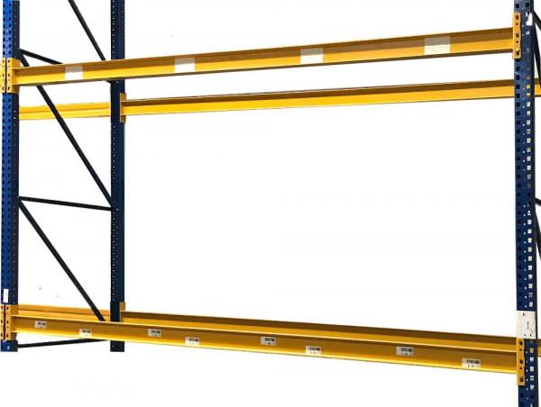 10x Jungheinrich Typ T Regalholm 3.600 x 140 x 65 mm Traverse Palettenregal