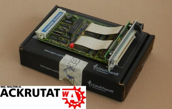 Leukhardt IDC 142-2 9465.001.054 Modul Steckkarte